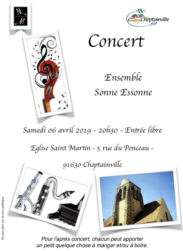 Concert Sonne Essonne